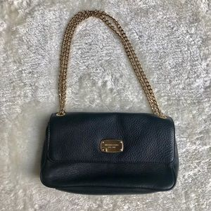 Michael Kors jet set chain small flap purse